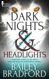 Book Review: Dark Nights & Headlights by Bailey Bradford