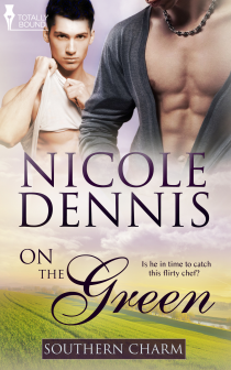 Release Day Review: On The Green (Southern Charms #3) by Nicole Dennis