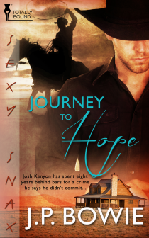 Book Review: Journey to Hope by J.P. Bowie