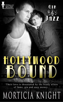 Pre-release Review: Hollywood Bound by Morticia Knight